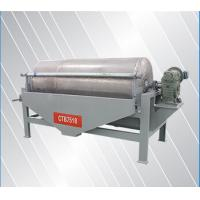 Best Factory Price Mineral Separation Wet Dry Magnetic Drum Separator wholesale