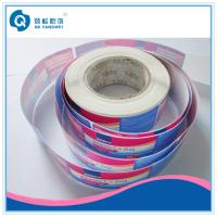 Best Roll Adhesive Glossy Label For Plastic Bottle  / Self Adhesive Plastic Labels In Roll wholesale