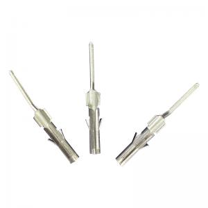 Best Connector terminal cross to Molex 02-09-1134 02-09-2134, socket, Pin Contact Tin Solder wholesale