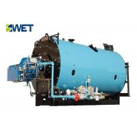 Best 4.2Mw Commercial Hot Water Boiler Automatic Control Corrosion Resistance wholesale