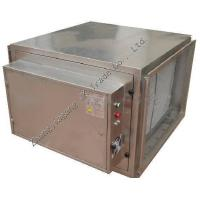 China Duct Mounted Electrostatic Air Purifier for Oil Mist on sale