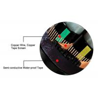Best Medium Voltage CU CTS XLPE Insulated Power Cable CE KEMA Certification wholesale