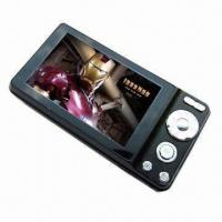Best 2.4-inch TFT MP4 Video Player with Up to 4GB Memory Storage and FM Radio Function wholesale