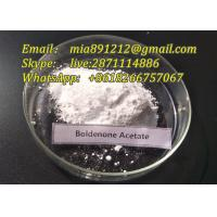 Best Muscle Growth Raw Steroid Powder Boldenone Acetate Boldenone a boldenone A Bulking White Powder CAS 2191128 wholesale