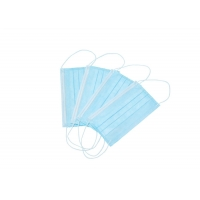 Best Anti Pollution Breathable Unisex Disposable Earloop Face Mask wholesale