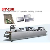 China Tropical Pharmaceutical Blister Packaging Machines DPP - 250F Blister Sealer Machine on sale