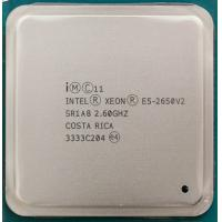 Best 2.60 GHz Intel Xeon E5 2600 v2 8 Cores E5 2650 v2 SR1A8 20MB L2 Cache wholesale