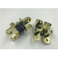 Best Gold Plated SOSS Invisible Hinge For Security Door , Entrance Door wholesale