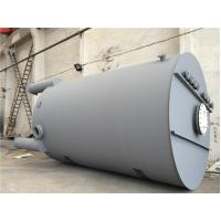 China 350m3 Customized Vertical Chemical Storage Tank , Liquid Gas Fuel Holding Vessel on sale