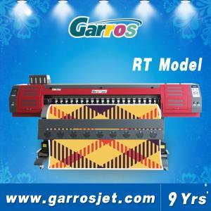 Best 100%Polyester/Satin/Flag/Spandex Textile Sublimation Printing Machine Garros RT1801 wholesale