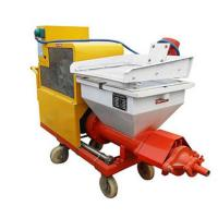 China Plaster Mortar	For Sale GLP-3B Mortar Sprayer Cement Mortar Spraying Machine Price on sale