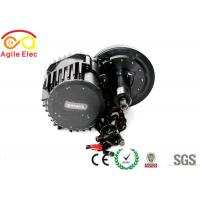 Best High Speed  8fun Bbs02 750w Mid Drive Kit , Electric Bicycles Kits With Geared Motor wholesale