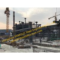 China Q235B Or Q345B Steel Framing Systems Building Project Design And Build on sale