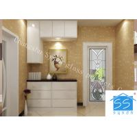 Best Security Tempered Glass Panels , Architectural Decorative Door Glass Panels wholesale