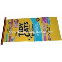 Cheap 2013 New Colored Printing Animal Food Bag/ PP Woven Bag with Coated (CB01N050A) for sale