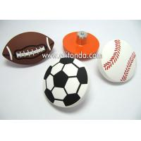 Best Promotional gifts handles and knobs custom for children kids sports training school wholesale