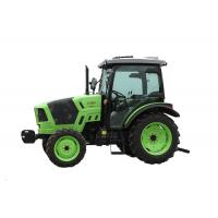 Best Customised Green Small Diesel Tractor , 4 Wheel Drive Agriculture Mini Tractor wholesale