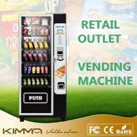 Best Compact All In One Kiosk Vending Machine Snack Shop With Card Reader wholesale