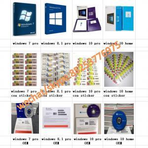 Best 100% Online Activation Microsoft Computer Software Download 64 Bits License OEM Key wholesale