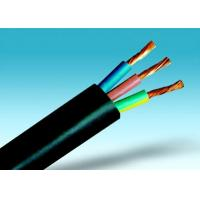 Best IEC flexible rubber copper conductor insulated electric power cables wholesale
