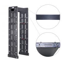 China Portable Walk Through Metal Detector , Door Frame Metal Detector Security Gate on sale