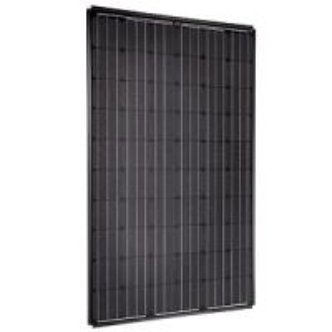 Best GY 190W MONO BLACK SOLAR PANEL wholesale
