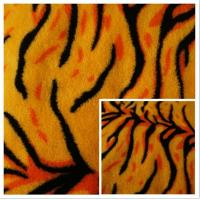 Best 100% Polyester Animal Print Coral Fleece Fabric wholesale