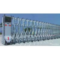 Collapsible Intelligent Motor Automatic Entrance Gates of LED Display