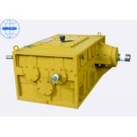 Best 27 Stage Cylindrical Helical Gear Reducer With Large Stranded Wire Traction wholesale