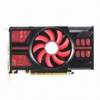 Best 128 Bit 1,024MB GDDR3 GeForce GT430 Graphics Card with 700MHz Core Frequency wholesale