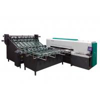 China 4 Color Industrial Printing Equipment , Corrugated Printing Machine on sale