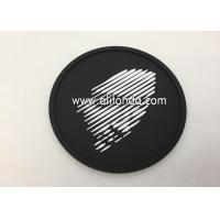 Best Promotional gifts custom pvc silicone coaster with any shape figures design for oil painting exhibitions museum souvenir wholesale