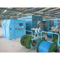 Best Touch Screen Interface Copper Wire Twisting Machine , Cable Wire Buncher Machine wholesale