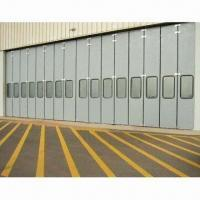 Best Large Span Folding Doors with 1.0mm Plate and 1.2mm Door Thickness wholesale