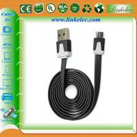 China double sided micro usb data cable for samsung on sale