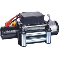 Best Most popular powerful 12V 8000 lbs electric winch for off road for Jeep Wrangler wholesale