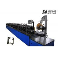 Best Professional Roller Shutter Door Roll Forming Machine FX30-76 For Building Material wholesale