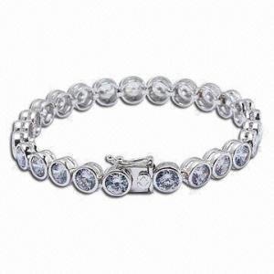 Best Bracelet, Made of 925 Sterling Silver wholesale