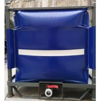 Buy cheap Multi Trip PVC Liquid Jumbo Bag For Water Oil Juice Storage And Transportation from wholesalers