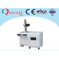 Best 3W Plastic Laser Marking Machine , Air Cooling Industrial Marking Machine For Auto Parts wholesale