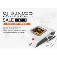 Best 30MHz RBS Vascular Lesion Spider Vein Treatment Machine For Blood Vessel Removal wholesale