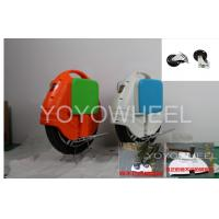 Best Gyroscopic Balancing System Electric Unicycle Blue Tooth Function And Lighting wholesale