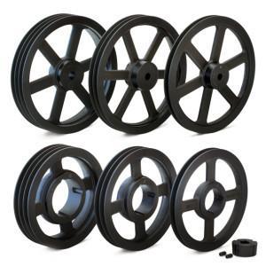 Best Transmission V Belt Pulley GG25 Material wholesale