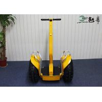 Best Powerful Motor Off Road Electric Mobility Scooter Self Balancing 21'' Tires wholesale