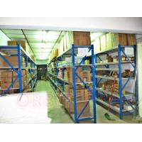 Adjustable Pallet Racking System , Long Span Racking For Small Parts Handling
