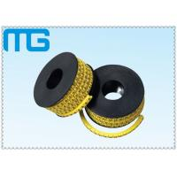 China Circle Wire PVC Colorful Cable Marker Tube Oil And Erosion Control CE Standard Cable Accessories on sale