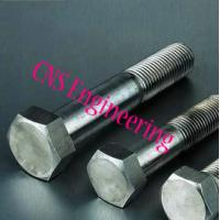 China stainless steel hexagon bolts DIN and ANSI standard on sale