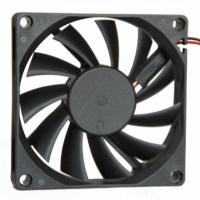 Buy cheap 80mmX80mmX15mm air cooler axial fan 5V/12V/24V for computer CPU from wholesalers