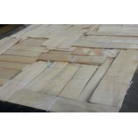 Best natural sliced cut China maple wood veneer for furniture wholesale