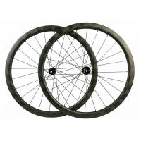 Best OEM Cheap Chinese Roues Carbone 38MM Bici Ruote Carbonio 700c wholesale